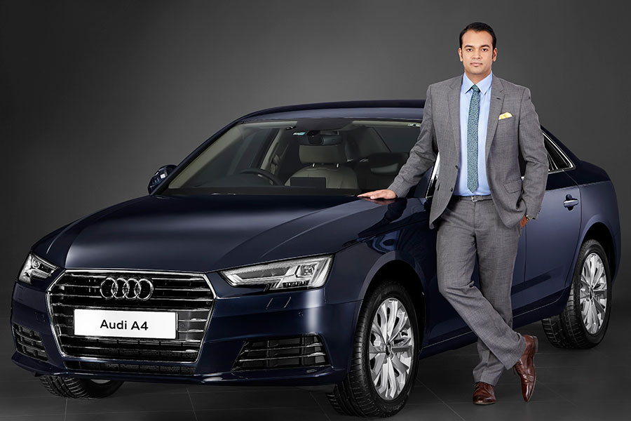 2017 Audi A4 Launch in India