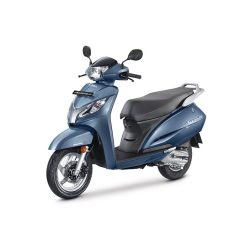 All New 2017 Honda Activa 125 with AHO & Alloy Drum launched at Rs. 58,900