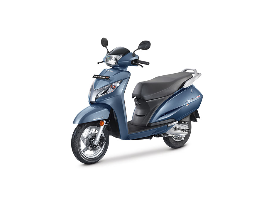 2017 Honda Activa 125 Launched