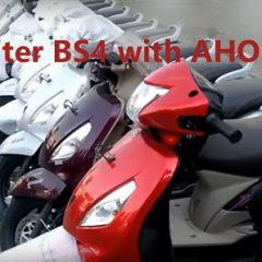2017 TVS Jupiter BS4 with AHO Launched – Spotted at Dealership