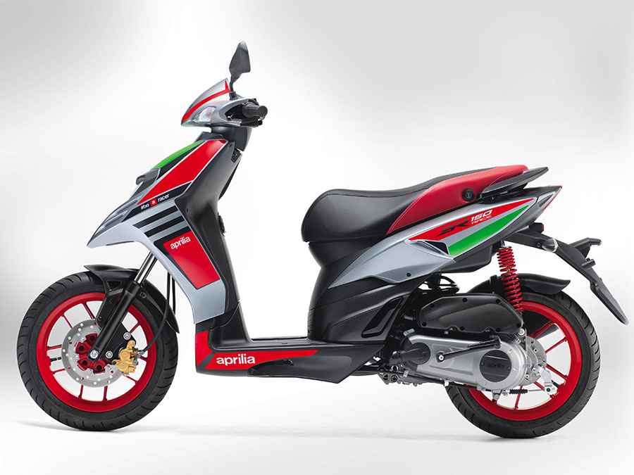 Aprilia SR 150 RACE Edition Launched