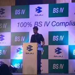 From April 1, Bajaj to sell only BS-IV Vehicles: Rajiv Bajaj