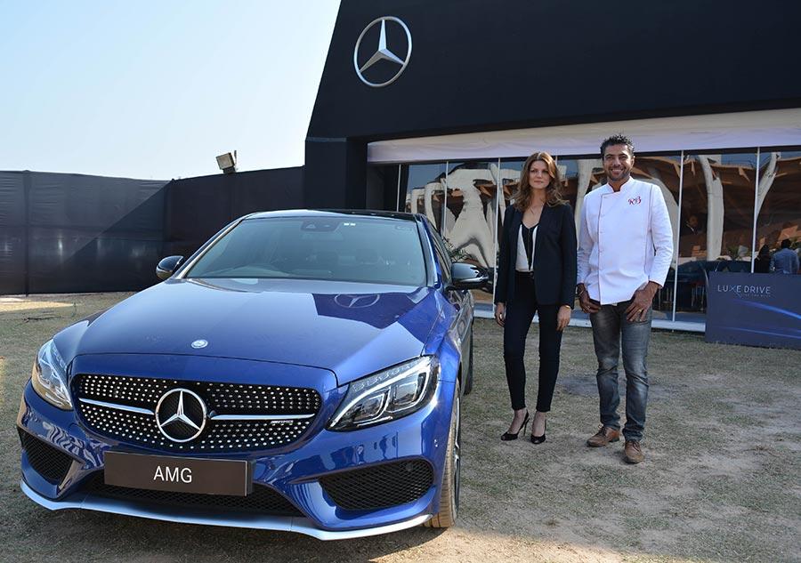 Mercedes-Benz Luxe Drive Guwahati