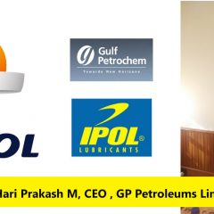 With Repsol, GP Petroleum eyes 3% Auto Lubricant Market by 2020
