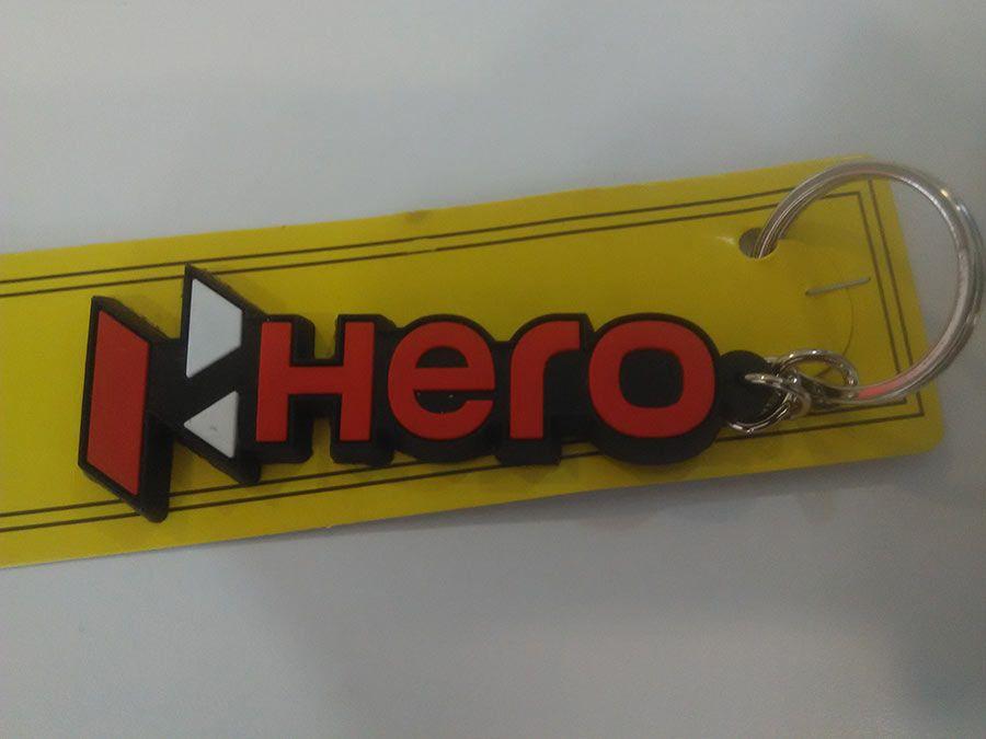 Hero KeyChain Photo