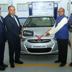 Hyundai Ties-up with Excel Polytechnic College, Namakkal