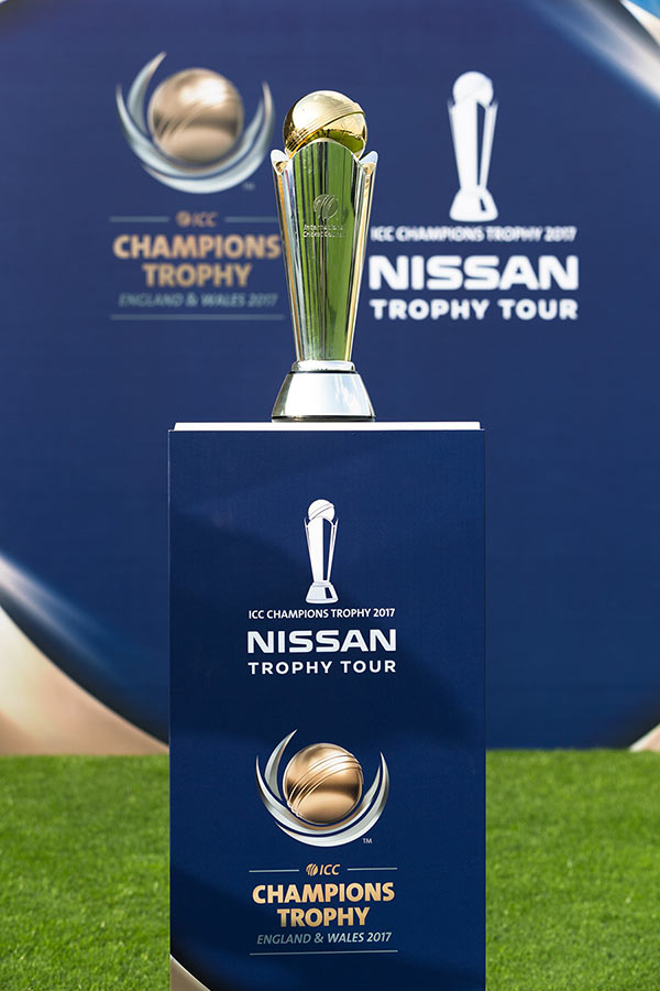 Nissan ICC Trophy Pictures