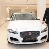 Locally Manufactured All-new Jaguar XF Launched at INR 47.50 Lakhs