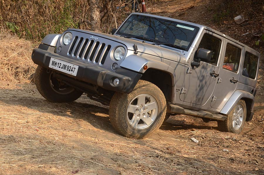 Jeep Wrangler Unlimited Offroad