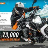 All New KTM 390 Duke, 250 Duke and 200 Duke Launched