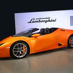 Lamborghini Huracan Rear-Wheel Drive Spyder launched in India