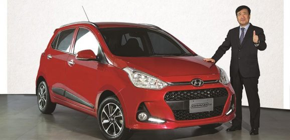 New 2017 Hyundai Grand i10 launched in India