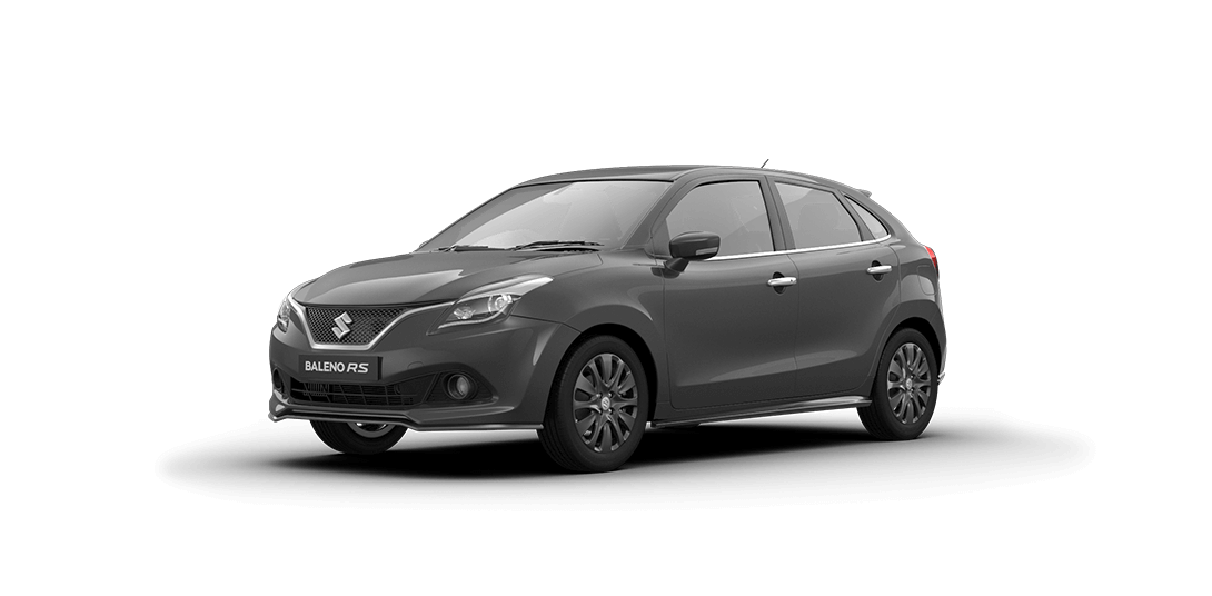 Maruti Baleno RS Grey Color Photo ( Granite Grey Color )