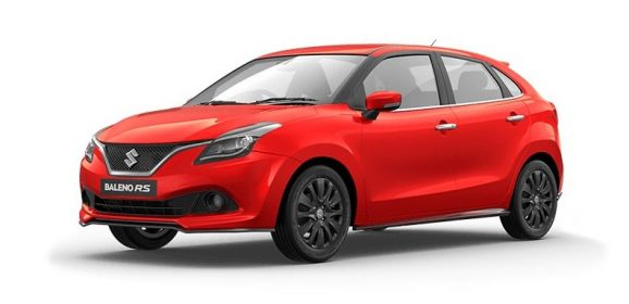 Maruti Baleno RS set to launch on March 3; All you need to know