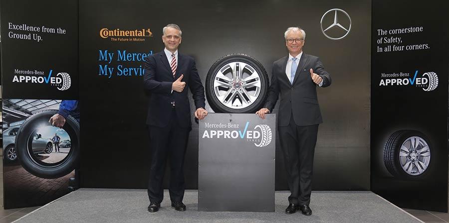 Mercedes-Benz Tyre 2