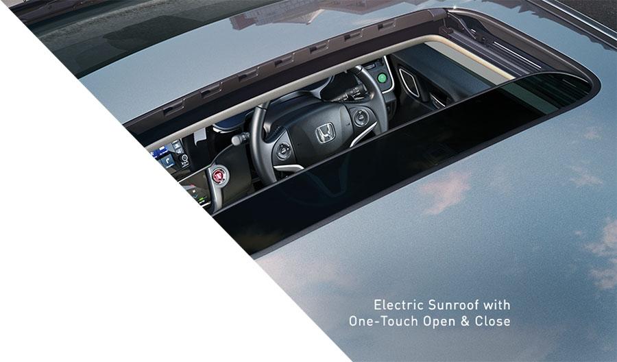 New-2017-Honda-City-Electric-Sunroof