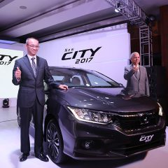 Honda Registers Sales Growth of 9.4% in February 2017