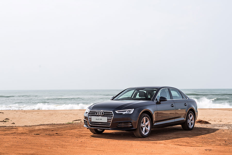 New 2017 Audi A4 35 TDI launched in India