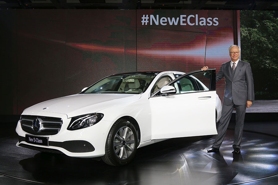 New Mercedes-Benz E-Class Long Wheel Base Right Hand Drive