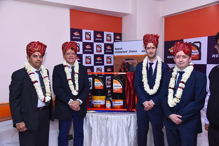 Repsol India