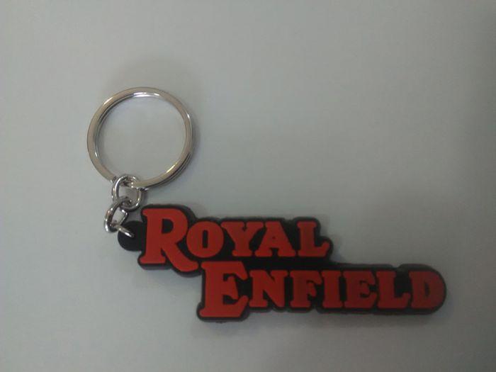 Key Chain with Royal Enfield Logo Royal Enfield