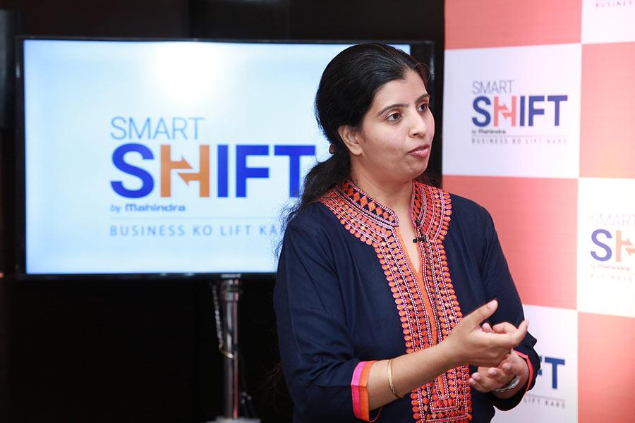 Smart Swift by Mahindra