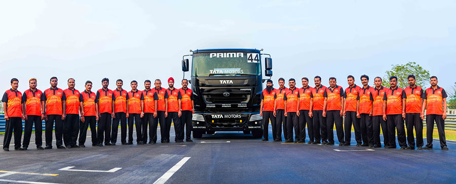 2017 Tata Motors Prima Truck Race 1