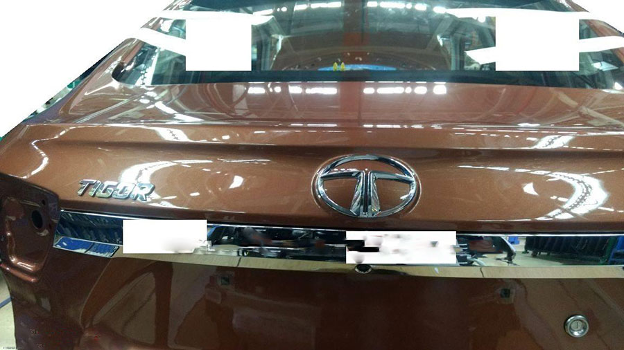 Photos of Tata Tigor (Rear End)