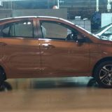 Tata Tigor Spotted before its launch in March 2017