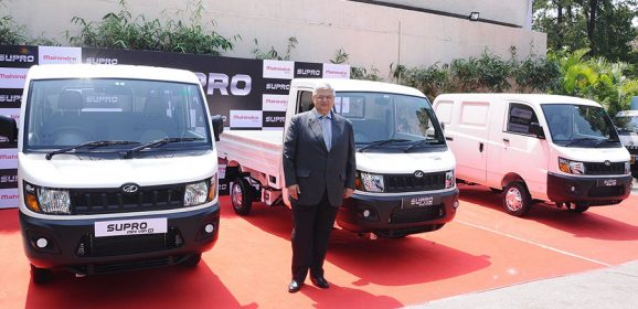 Mahindra Supro Minivan and Minitruck launched in India