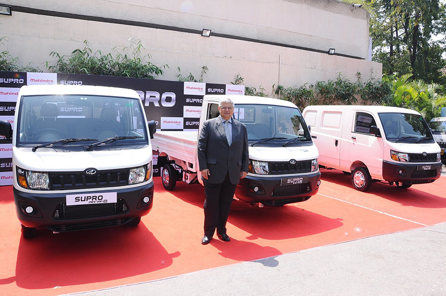 71637ac61b Mahindra Supro Minivan and Minitruck launched in India - GaadiKey