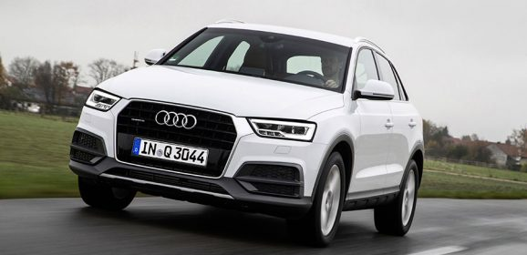 New 2017 Audi Q3 launched in India