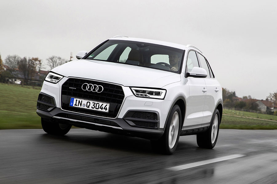 2017 Audi Q3 Launch in India
