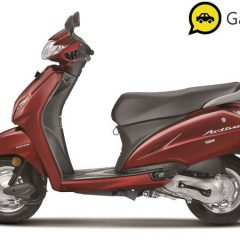 4th Generation 2017 Honda Activa 4G Launched at INR 50,730