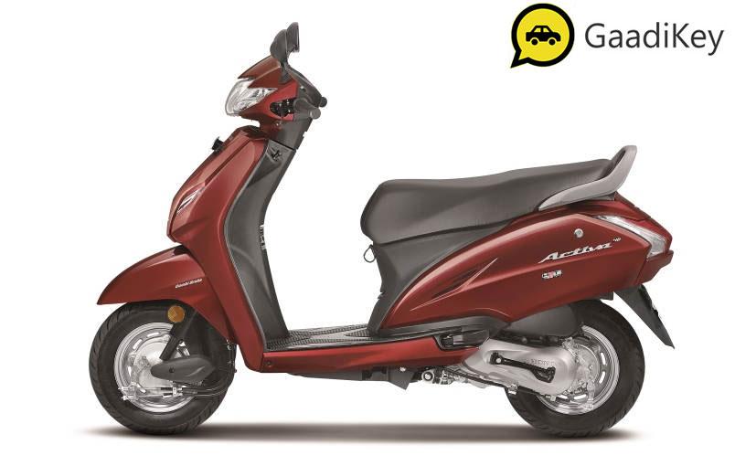 2017 Honda Activa 4G