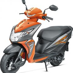 All New 2017 Honda Dio with BS4 Engine, AHO launched at Rs 49,132