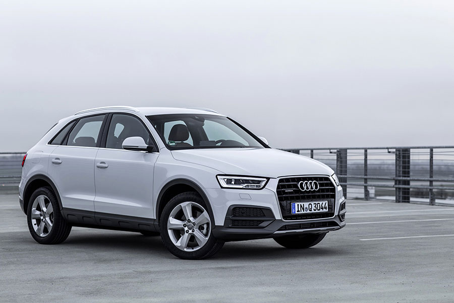 New 2017 Audi Q3 Launch Details