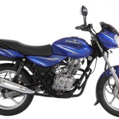 2017 Bajaj Discover 125 with BS4 Engine Launched