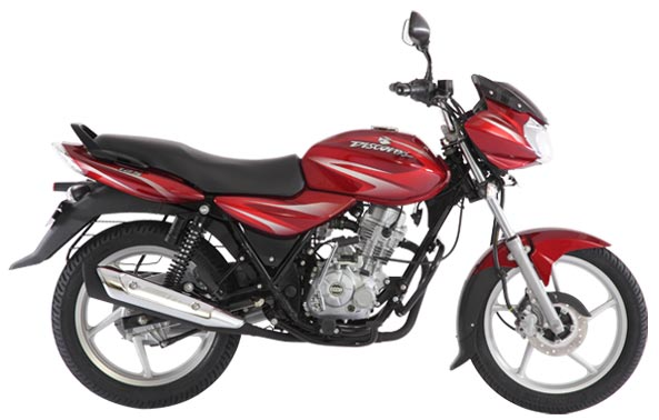 2017-New-Bajaj-Discover-125-Flame-Red-Color