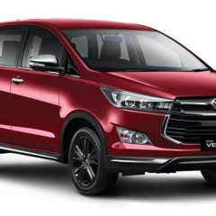 Toyota Innova Crysta Touring Sport Edition – All you need to know