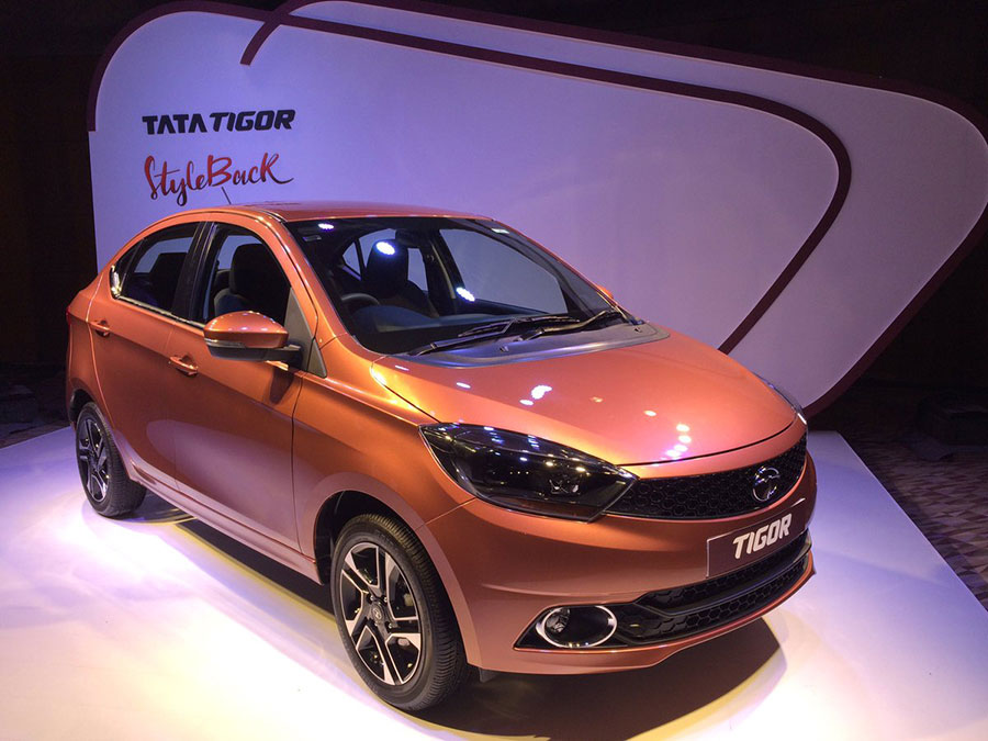 2017 Tata TIGOR Photo Details