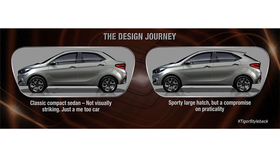 Tata TIGOR Styleback Concept Explained