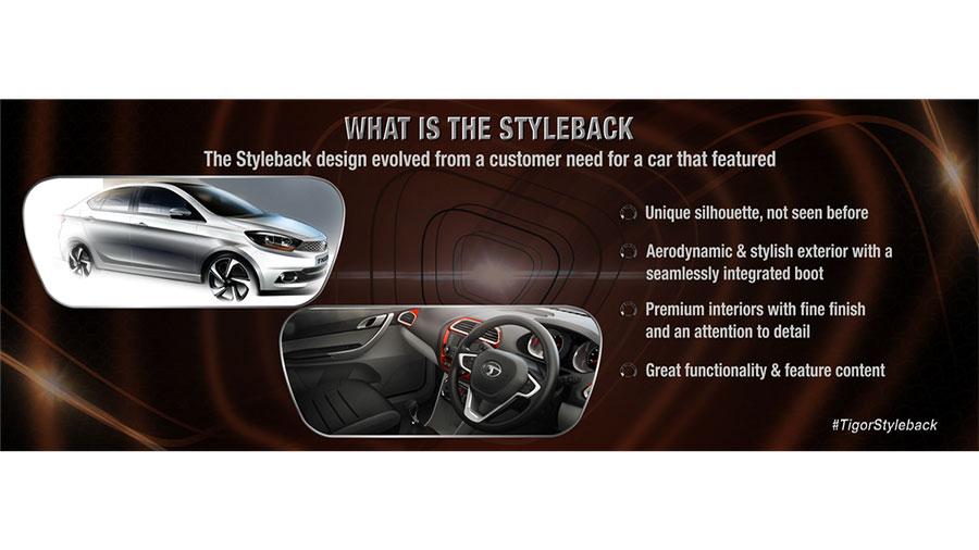 Tata TIGOR Styleback