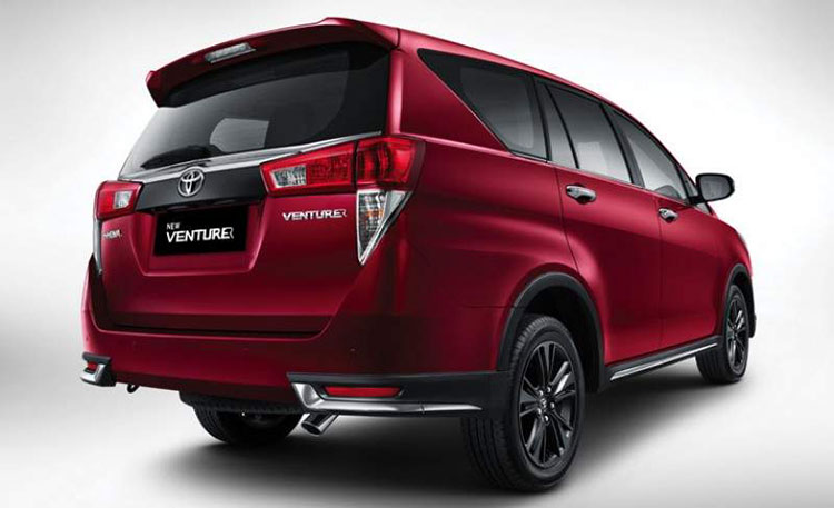 Toyota Innova Crysta Touring Sport Edition - All you need ...