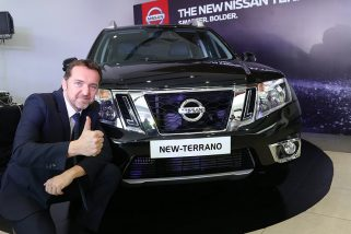 New 2017 Nissan Terrano Launched at INR 9.9 Lakhs