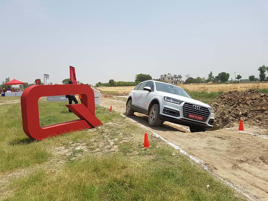 2017 Audi Q Drive
