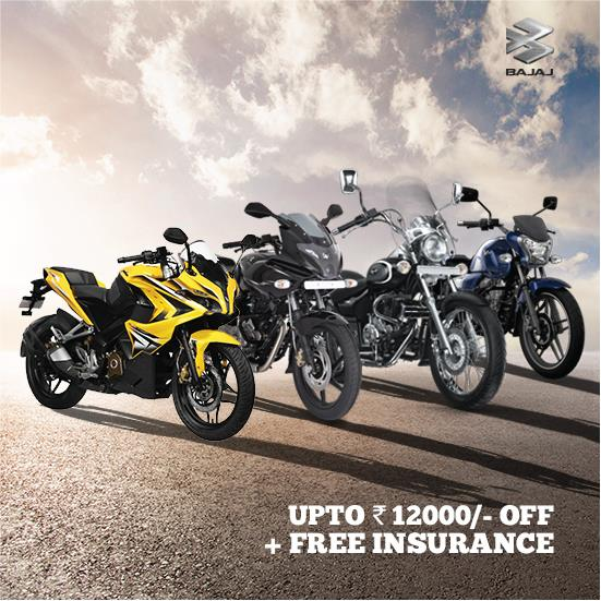 Discounts on Bajaj BS3 Bikes