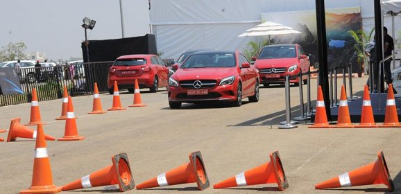 Mercedes-Benz Luxe Drive allures Bangaloreans over the weekend
