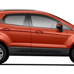 Ford EcoSport Colors – Grey, Black, Silver, Red, Blue, Brown, White