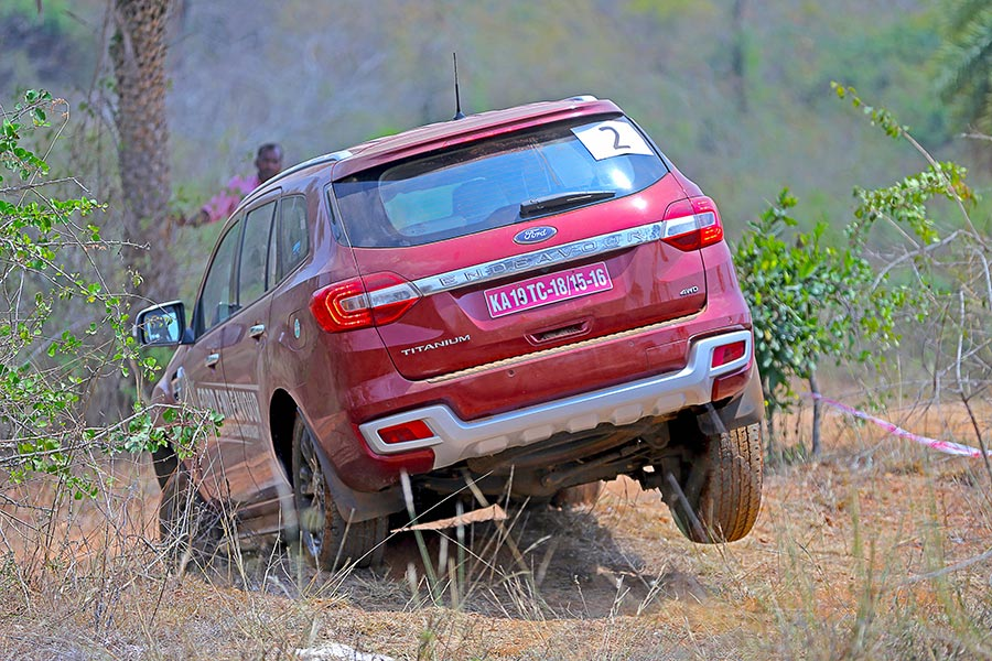 2017 Endeavour from Ford India